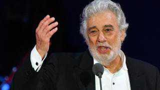 Plácido Domingo denies abuse of power