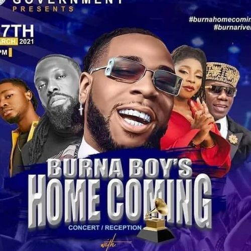 5 Unforgettable Moments At Burna Boy's Grammy Homecoming Concert