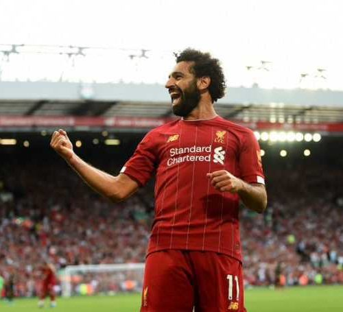 UCL: Salah, Jota score as Liverpool edge past Midtjylland