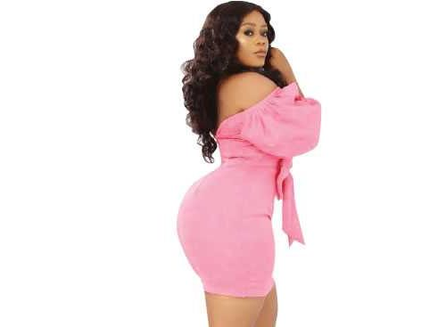 My body attracts positive, negative attention –Didi Ekanem