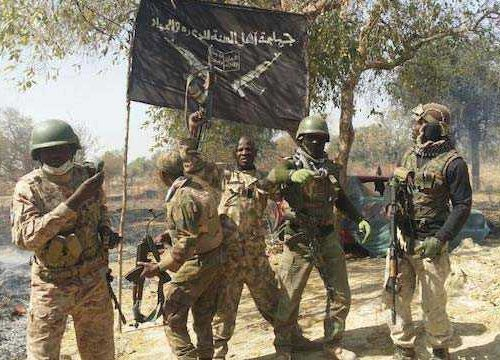Nigeria army retakes military base from jihadists