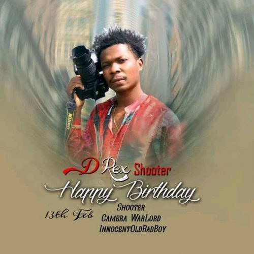 Happy Birthday!! Rex Da Shooter. Edoloaded Celebrate You.