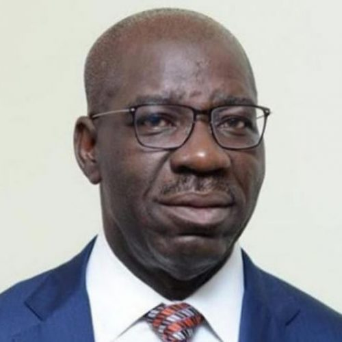 BREAKING!! APC Disqualifies Governor Obaseki From Edo Primary Election Over Fake Certificate