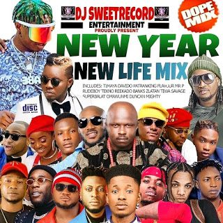 [Mixtape] Dj Sweet Record – New Year New Life Mix