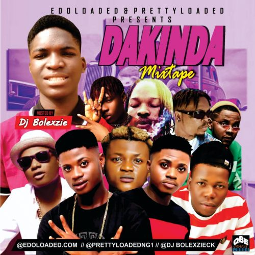 Dj Bolexzie – Dakinda Mixtape [Download Mix]