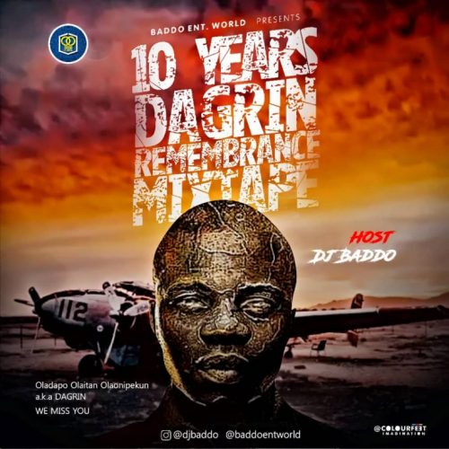 Dj Baddo – Best Of Dagrin [Download Mixtape]