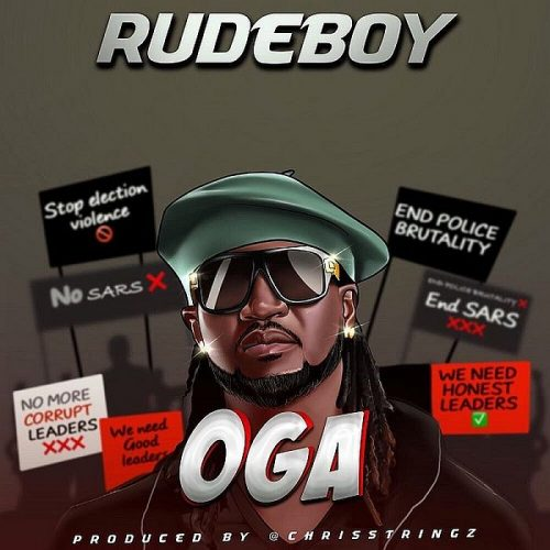 Rudeboy – Oga [Mp3 Download]