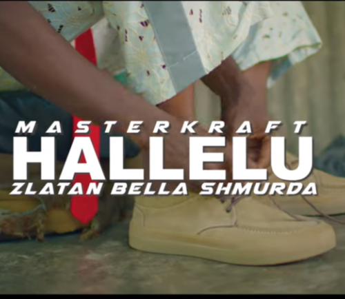Masterkraft – Hallelu Ft. Zlatan x Bella Shmurda – [Download Video]