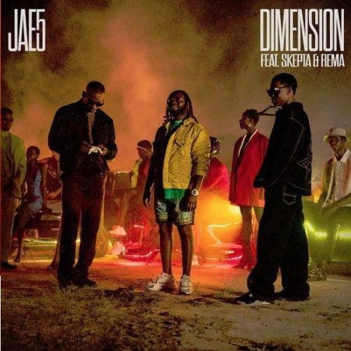JAE5 – Dimension Ft. Skepta & Rema [Download Video]