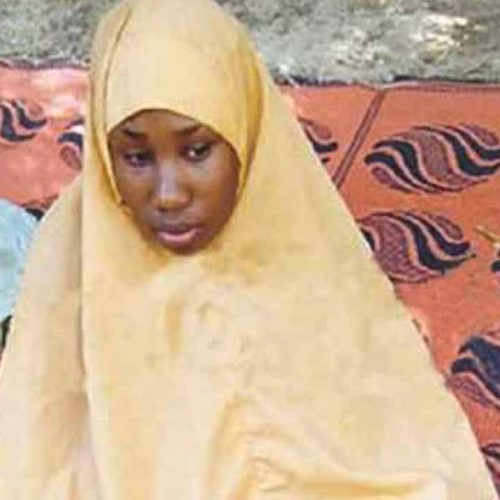 Leah Sharibu gives birth to second child in Boko Haram captivity