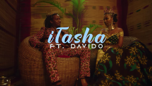 Itasha – Sheri Ft Davido [Download Video]