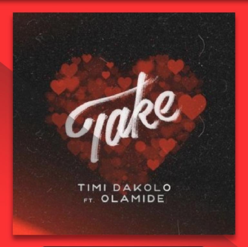 [Video] Timi Dakolo – Take Ft Olamide