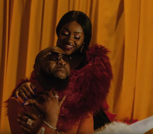 Davido and Chioma get married in '1 Milli' (Watch Video)