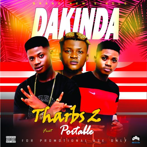 Tharbs2 – Dakinda Ft. Portable [Mp3 Download]