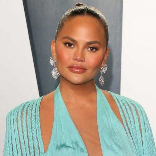 American model, Chrissy Teigen, hospitalised for pregnancy complications
