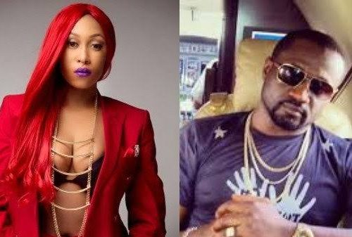 Jude Okoye Releases Cynthia Morgan's Contract