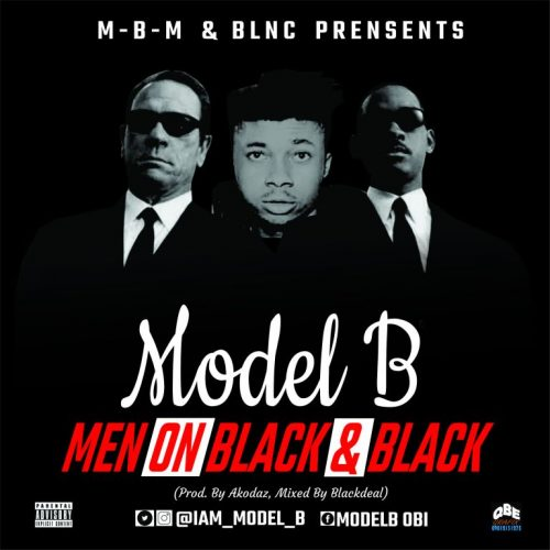 Model B – Men On Black & Black [Mp3 Download]